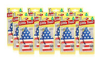 Little Trees Vanilla Pride Tree Air Freshener Home/Car Scent 6-12-24-48-96-144pc