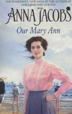 Our Mary Ann by Anna Jacobs, Book, New (Paperback)