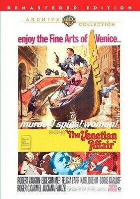 The Venetian Affair [New DVD] The Venetian Affair [New DVD] Manufactured On De