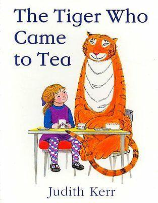 The Tiger Who Came to Tea by Judith Kerr 9780007236244 (Board book, 2007)