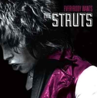 The Struts-Everybody Wants  CD NEU