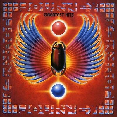 Journey - Greatest Hits [New CD] UK - Import