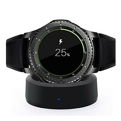 Galaxy Gear S3 Charger Samsung Desktop Charging Cradle for S3 Frontier / Classic