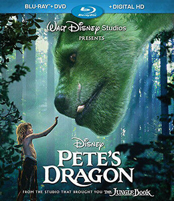 Pete's Dragon [New Blu-ray] 2 Pack, Ac-3/Dolby Digital, Digitally Mastered In