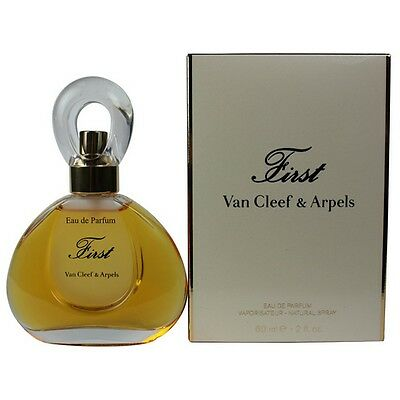 First by Van Cleef & Arpels for Women EDP Perfume Spray 2 oz. New in Box