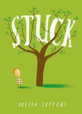 NEW A Little Stuck By Oliver Jeffers Board Book Free Shipping