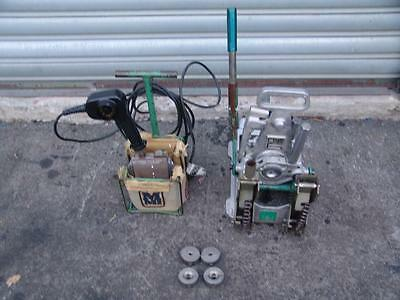 Mcelroy 2Lc Pipe Fusion Fusing Machine Hdpe Poly Welder With Inserts #2