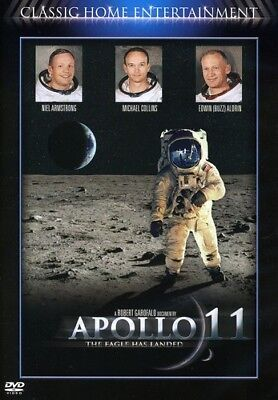 Apollo 11: The Eagle Has Landed [New DVD]