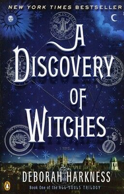 A Discovery of Witches: A Novel (All Souls Trilogy) [New Book] Paperback