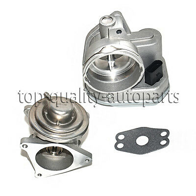 Throttle Body &EGR Valve For Audi Seat VW Skoda 1.9 2.0Tdi AZV BKD BKC 038128063