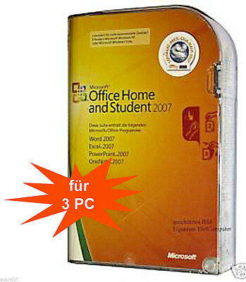microsoft office 2010 home and student box 3 pc 39 s windows eur 1 00 picclick de. Black Bedroom Furniture Sets. Home Design Ideas