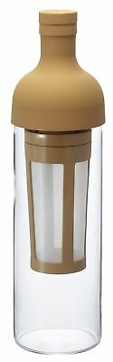 HARIO filter in coffee bottle 650ml Mocha FIC-70-MC