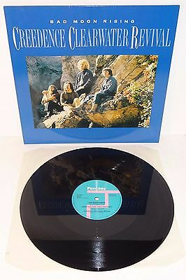 "CREEDENCE CLEARWATER REVIVAL BAD MOON RISING 1988 ACE REISSUE 12"" 45rpm; P/S"