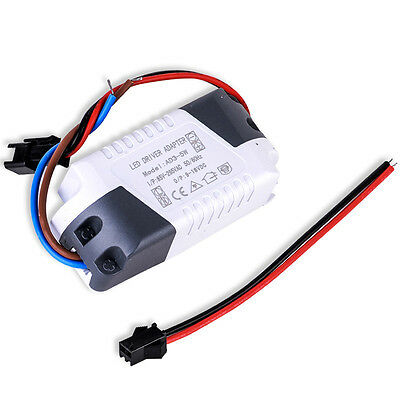 12V 300mA LED Power Supply Driver Transformer Input AC 85-265V Output DC 3-85V