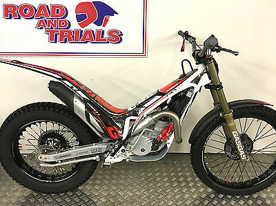 2017 GasGas TXT 250 Pro GP Limited Edition Trials Bike with Carbon Airbox