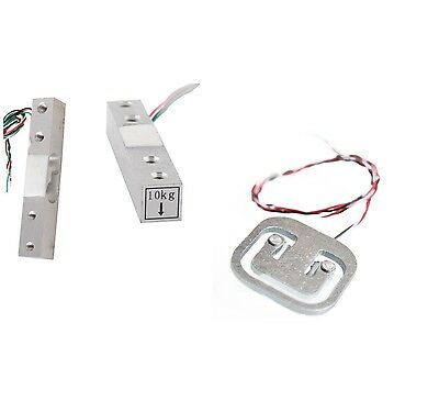 1PCS YZC-133 Mini Scale Electronic Load Cell Weighing Sensor 1/2/3/5/10/50Kg AU