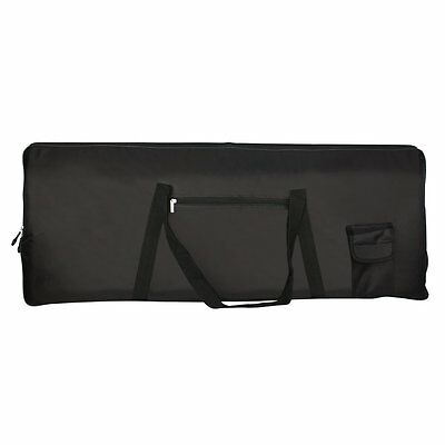 Portable 76-Key Keyboard Electric Piano Padded Case Gig Bag Oxford Cloth T8
