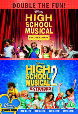 High School Musical (Encore)/ High School Musical 2 DVD (2008) Zac Efron,