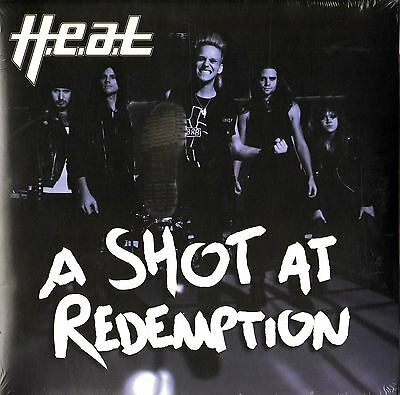 H.E.A.T. a shot at redemption (sealed copy) M/M 0209350ERE german ear music 2014