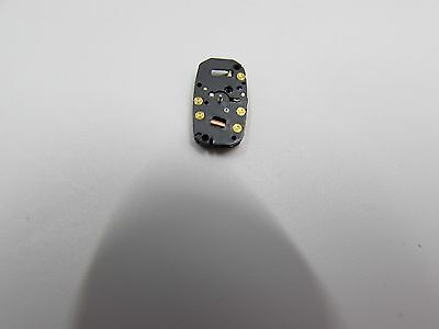 New Seiko 2E20 Quartz Watch Movement With Stem And Battery