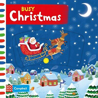 Busy Christmas (Busy Books) by Rozelaar, Angie Book The Cheap Fast Free Post