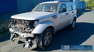2008 Dodge Nitro 2.8CRD SE 6 Speed - Breaking for Parts Spares #1497