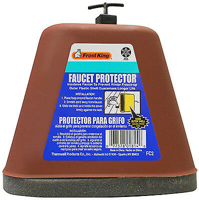 Outdoor Faucet Cover, Thermwell, FC2