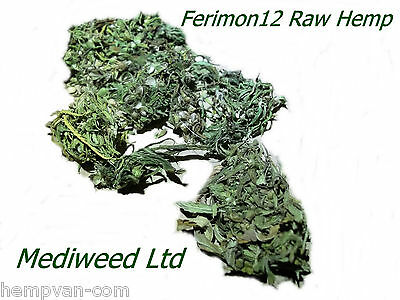50g - 1kilo Hand picked organic Hemp Flower Buds ideal DIY Oil Tinctures and Tea