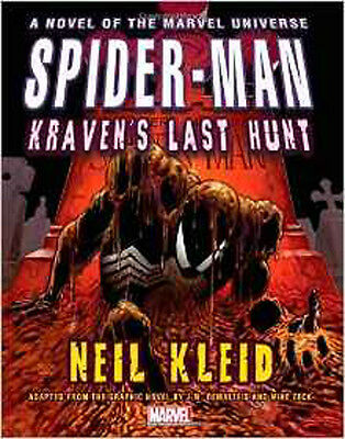 Spider-Man: Kraven's Last Hunt Prose Novel (Spider-Man (Marvel)), New, Kleid, Ne