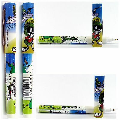 Looney Tunes Marvin The Martian Warner Bros Wb Collector Pen For Display - 12253