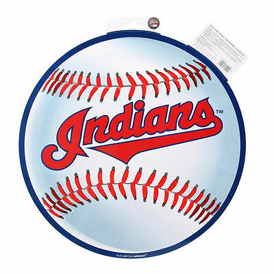 Cleveland Indians 12'' Paper Cut-Out - MLB