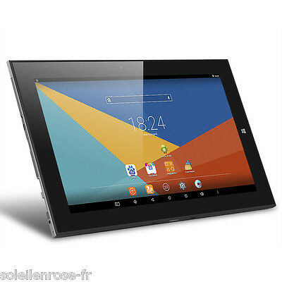 """11,6"""" Teclast Tbook 10 4+64GB Windows10+Android5.1 Tablet PC Ultrabook HDMI WIFI"""