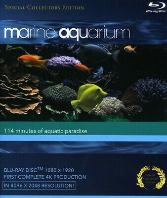 Marine Aquarium (Special Collector's Edition) [New Blu-ray] Collector's Ed, Sp