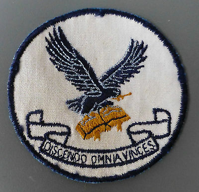 South Africa Air Force College 1980's Affrican  Saaf Eagle Bird Suit Patch