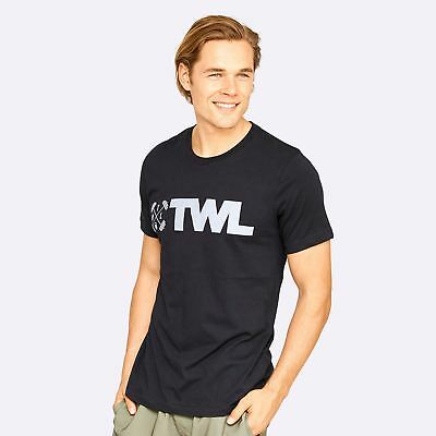 New TWL Men's T-Shirt - Icon - Black from The WOD Life