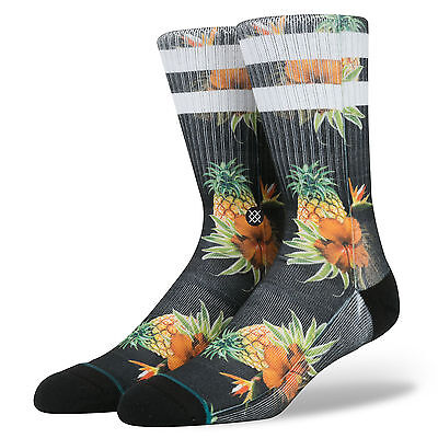 New Stance Socks - Crew - Canary Express from The WOD Life
