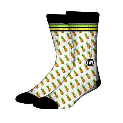 New The WOD Life - Unisex - Socks - Pina Colada from The WOD Life