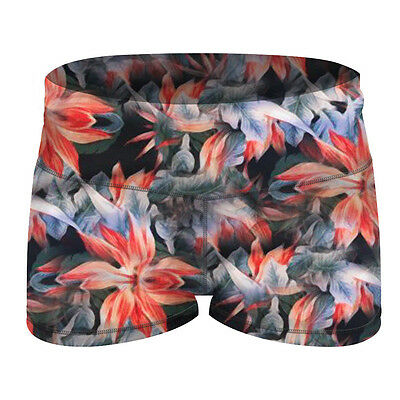 New Vull Sport - Women's Champion Shorts - Tropical from The WOD Life