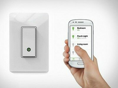 WEMO - BELKIN - 3* LIGHT SWITCH VA02 - wholesale lot of 3 - NEW home automation