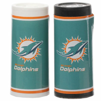 Miami Dolphins Salt & Pepper Shakers - NFL