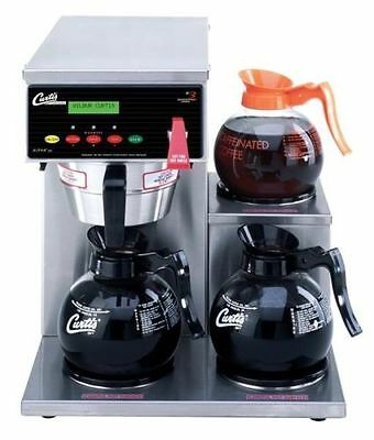 Curtis Alpha 3GTR Automatic Commercial Coffee Brewer Maker &Wrty Cert WILL SHIP