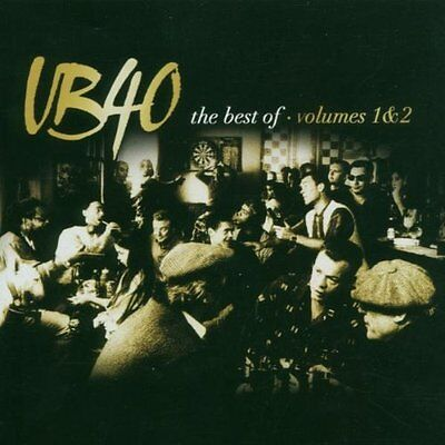 UB40-The Best of Ub40 Volumes 1 and 2  CD NEW