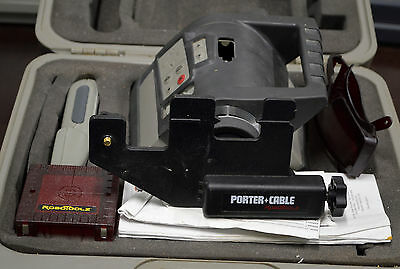 porter cable robotoolz laser level in hard case -  RT5250