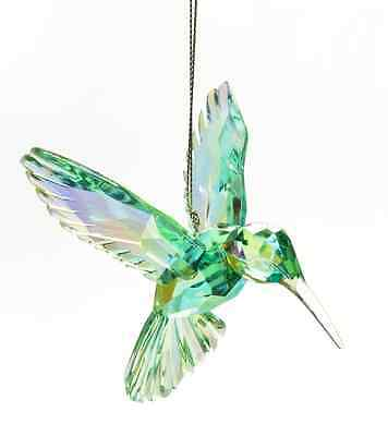 Beautiful Humming Bird Ornament- Blue/Green