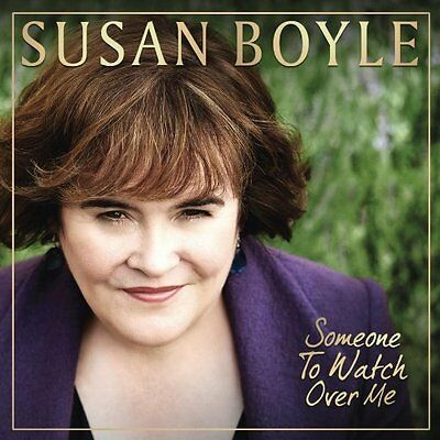 Susan Boyle-Someone to Watch Over Me  CD with DVD NEW