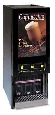 Curtis PC-3D 3 Selection Commercial Cappuccino Machine CALL FOR SHIPPING