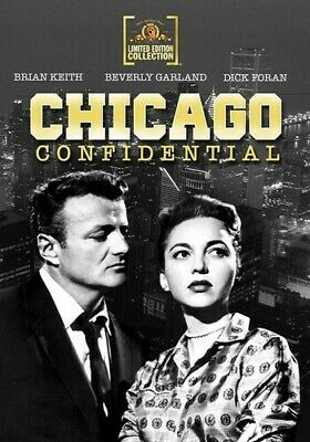 Chicago Confidential [New DVD] Manufactured On Demand, Mono Sound, Widescreen