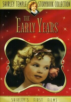 Shirley Temple - Shirley Temple Storybook Collection: Early Years 1 [New DVD]