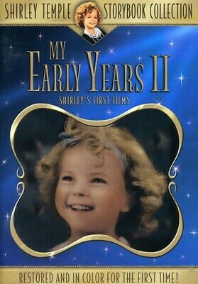 Shirley Temple - Shirley Temple Storybook Collection: Early Years 2 [New DVD]