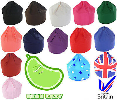 Kids/Child Size 100% Cotton Bean Bag Seat With Bean Filling from BeanLazy